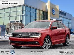 2017 Volkswagen Jetta Highline TOIT | CUIR | 1.8TSI | KEYLESS