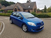 Toyota Auris 1.6 V-Matic TR 5dr Perfect condition