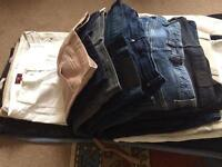 Job lot 500 pairs of Jeans and more ( £1 pair )