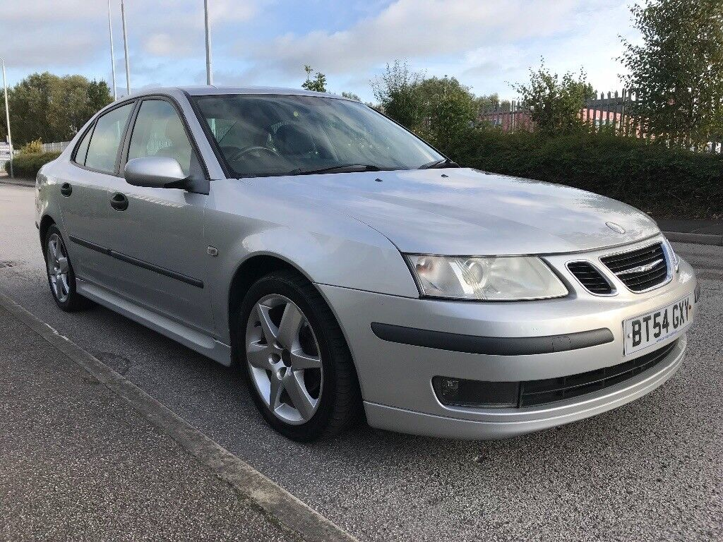 For Sale Saab 9-3 Vector 1.9 Diesel, 107k,full service history,drives great,pulls well,looks good!