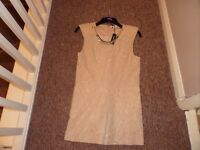 RIVER ISLAND PLAYSUIT NEW WITH TAGS