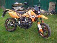 FOR SALE PULSE XF 125 GY-2B ADRENALINE
