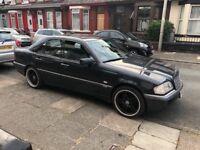 1998 MERCEDES C250TD AUTO OM605 OM606 SUPERTURBO