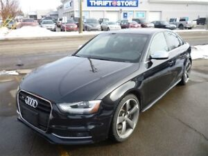2013 Audi S4 3.0T TECHNIK/SPORT DIFF/B&O SOUND/NAVI/LOADED!