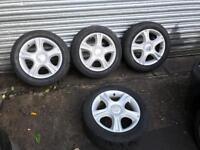 Seat skoda vw Audi alloy wheels