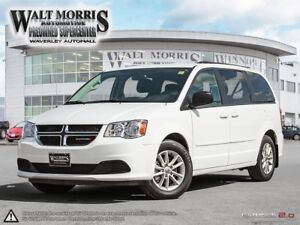2016 Dodge Grand Caravan SXT: NO ACCIDENTS, MANITOBA VEHICLE, ON