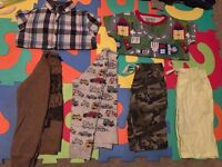 Boys 4-5yrs next bundle of clothes used in good condition
