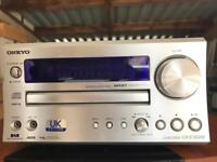Onkyo CD Receiver CR515DAB with remote