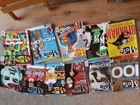 around 18 match of the day magazines