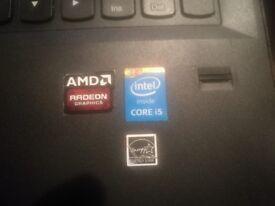 Lenovo B50 - 80 Amd radeon2Gb 8Gb Ram Intel Core i5