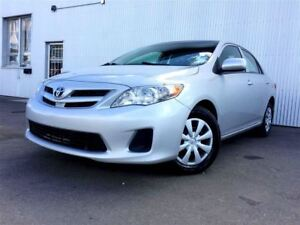 2013 Toyota Corolla CE, HEATED SEATS, BLUETOOTH.