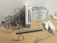 Bundle of Wii Stuff including Skylanders & Disney Infinity & Mario