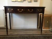 Beautiful Mahogany Desk
