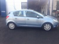 Vauxhall Corsa 1.4 petrol automatic engine knocking no MOT please read it before you ring me