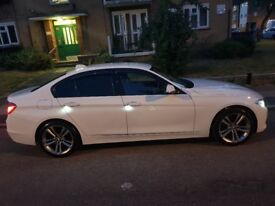 Bmw 320d . Two keys. Full services history from dealer.