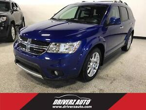 2012 Dodge Journey R/T AWD, LEATHER, NAVIGATION
