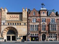 The Whitechapel Refectory is looking for a supervisor