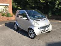 Smart for two low miles/tax/fuel/full MOT