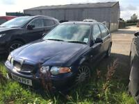 MG ZS Diesel engine, 6 months MOT!!! Cheep car.