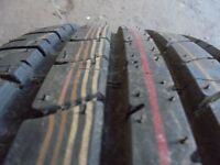 16inch new steel wheel new tyre 5x100 spare single vw bora seat leon audi tt