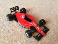 Burago Ferrari Formula 1 641/2 1/24 Diecast Model (with free UK Postage)