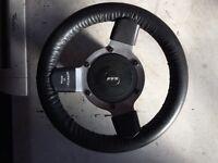 Mini steering wheel gt