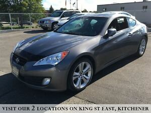 2011 Hyundai Genesis Coupe 2.0T GT | LEATHER | INFINITI SOUND