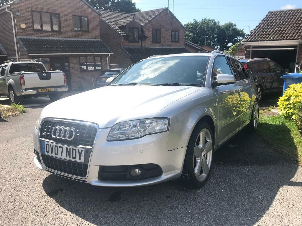 2007 Audi A4 Avant V6 2 7 tdi S Line | in Poole, Dorset | Gumtree