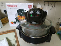 Tower - Low Fat Air fryer - Hardly used.
