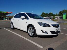 2011 Vauxhall Astra CDTI 2.0 , White, 163 BHP