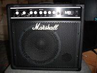 Marshall MB30 Bass guitar amplifier