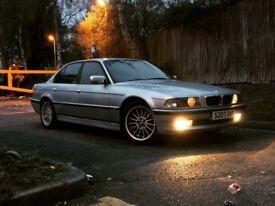 BMW 728i Sport 135k