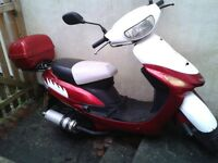 scooter qt50 / good condition