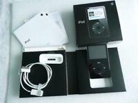 Apple iPod Classic 5th Gen (30GB) with Bose Headphones