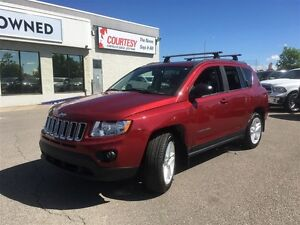 2012 Jeep Compass Limited | Thule Rack | Sunroof | Leather