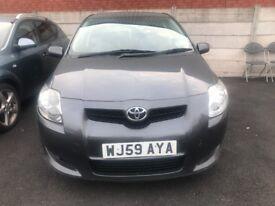 £ 2499 2009 [ 59 ] Toyota Auris 2.2 D-4D SR 180 5dr