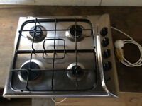 Indesit Gas Hob, fully functional. Collection only.