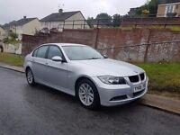 BMW 320D SE6 SPEED MANUAL,12 MONTHS MOT,2 KEYS,89K MILES ONLY,07594541817