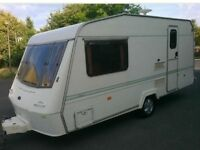 Crown Star 1997, 2 berth 16ft