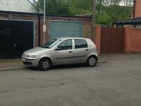 fiat punto 1.2 automatic for swap