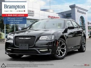 2017 Chrysler 300 S | RWD | EX  CHRYSLER COMPANY DEMO | 8.4 IN T