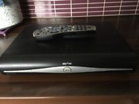 Sky + HD Box with remote and wires