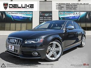 2012 Audi S4 3.0 S4 QUATTRO AWD ONTARIO CAR ONE OWNER $213.55...