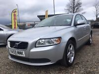 2010 Volvo S40 2.0 D S Powershift 4dr FINANCE AVAILABLE / HPi CLEAR / Diesel
