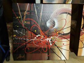 box canvas pictures