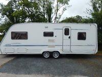 Sterling Elite Wayfayer Touring Caravan