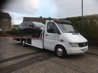 Mercedes sprinter 310 recovery truck