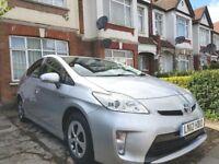 Toyota Prius New Tyres New Service New MOT New PCO Lisence