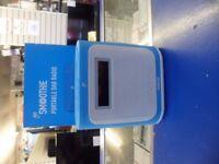 GOJI Smoothie GDABN14 Portable DAB+ Radio - Blue