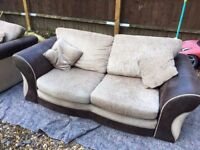 2 Sofas for sale very good condition